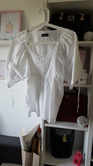 Hübsche Bluse von Flashlights Gr. 36