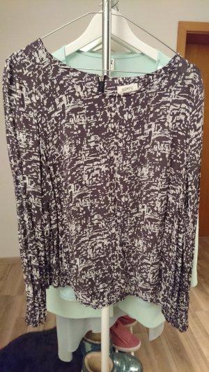 Hübsche Bluse von Nümph mit Printmuster