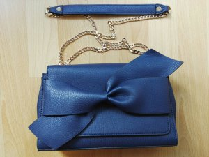 Hübsche Clutch Tasche
