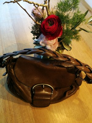 Coccinelle Carry Bag dark brown