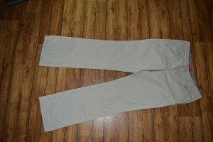 Hübsche graue Stoff Hose von Esprit Gr. 42