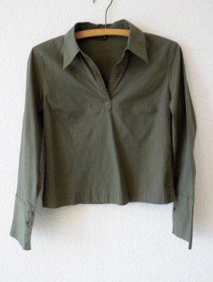 hübsche grüne Bluse von esprit collection