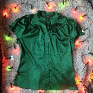 Hübsche Grüne Bluse von Mexx