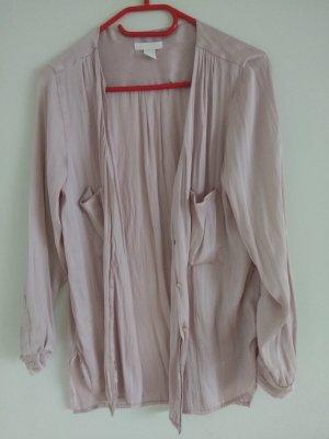Hübsche H&M Bluse in altrose