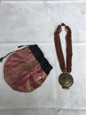 Hübsche Halskette, Collieфrs, Vintage, Boho