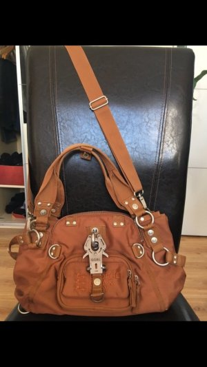 George Gina & Lucy Handbag cognac-coloured-light brown