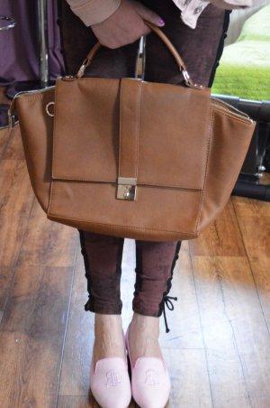 Hübsche Pimkie Tasche in Braun top