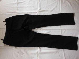 hübsche schwarze Hose Gr. 36