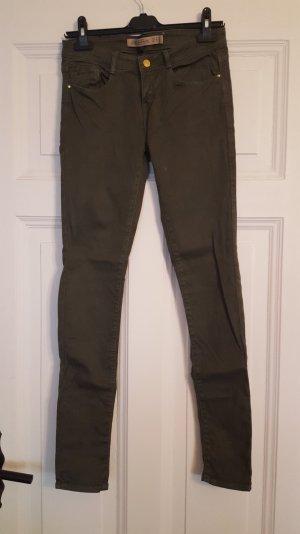 hübsche skinny Jeans khaki