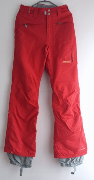 Protest Snow Pants red-brick red