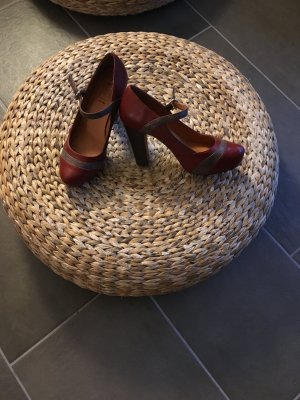 Hübsche Sommer Plateau Schuhe