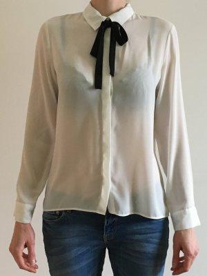 hübsche transparente Bluse