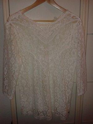 hübsche Vintage-Bluse