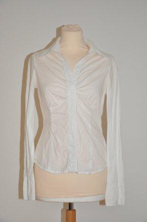 Hübsche weiße Bluse von Esprit in Größe S (36)