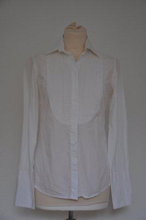 Hübsche weiße Bluse von Zara in Größe XS (34 / 36)
