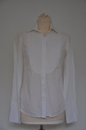 Hübsche weiße Bluse von Zara in Größe XS (36)