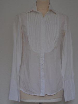 Hübsche weiße Bluse von Zara in Größe XS