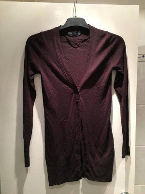 Hübscher brauner cardigan von Zara