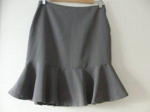 Flared Skirt grey