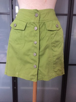Hübscher grüner Minirock gr. 36