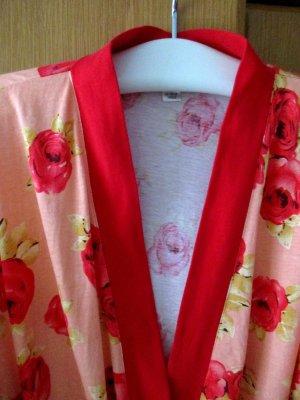 Badjas rood Katoen