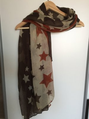 Hübscher mehrfarbiger Schal