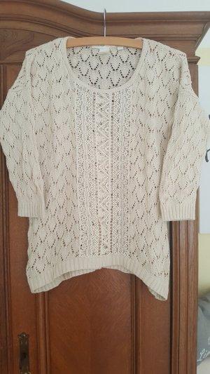 H&M L.O.G.G. Sweater room-licht beige