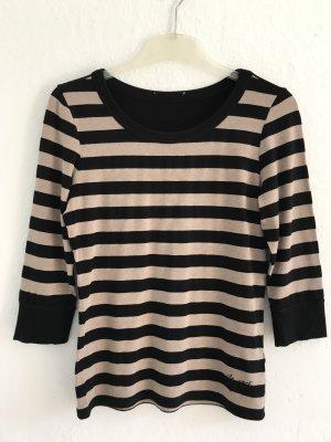 Hübscher Pullover mit 3/4 Ärmeln, Streifenmuster, elegant, Casual-Look von Margitte . LETZTE REDUZIERUNG!!!