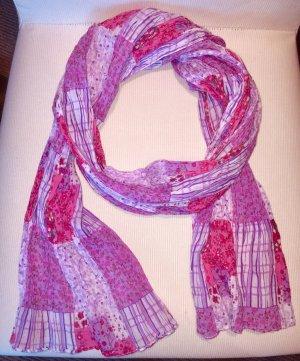 Bijou Brigitte Scarf multicolored cotton