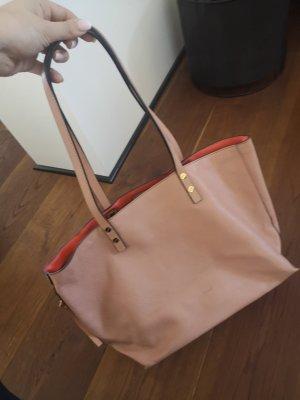 Chloé Shopper rose-gold-coloured-dusky pink