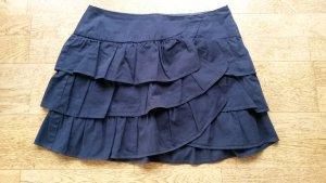 hübscher Sommerrock von ZARA, dunkelblau