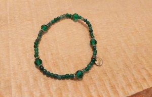 Hübsches BIBA Armband in petrol / grün
