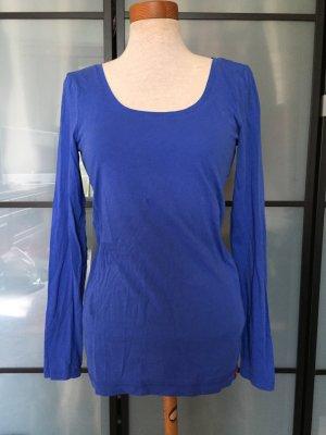 Hübsches blaues Sweatshirt Oberteil gr 38