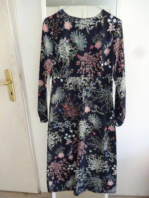 hübsches boho Kleid florale babydoll