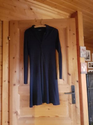 Marc O'Polo Polo Dress dark blue mixture fibre