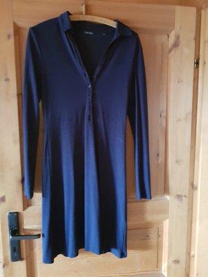 Hübsches dunkelblaues Kleid von Marco O´Polo