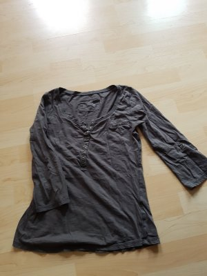 Hübsches graues Basic Shirt