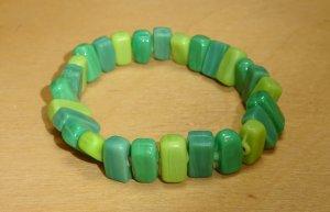 Bracelet meadow green-green