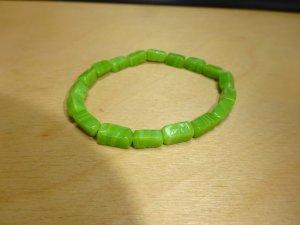 Bracelet meadow green-grass green