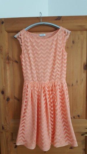 hübsches Kleid Max & Co Gr S apricot