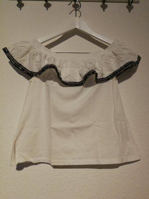 Clockhouse Carmen shirt veelkleurig Viscose