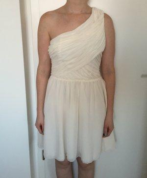 Hübsches One-Shoulder-Kleid