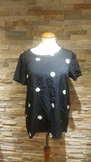 hübsches Pünktchen Shirt von Jaqueline de yong Gr 40