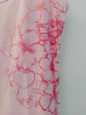 Hübsches rosa edc Top Gr. M , ohne Makel,