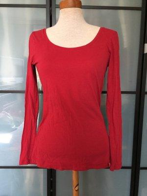 hübsches rotes Sweatshirt gr. 38