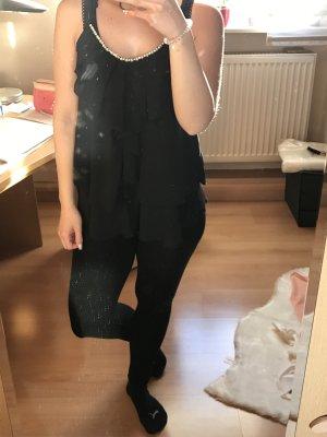 Hübsches schwarzes Top