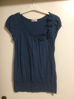 Orsay Shirt dark blue-blue