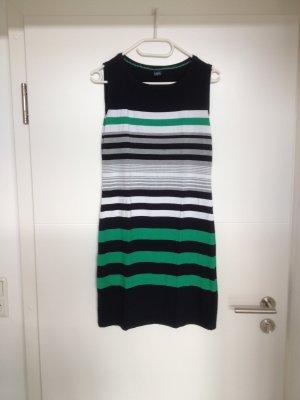 T-shirt jurk veelkleurig Viscose