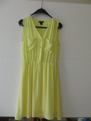 H&M Overgooier geel