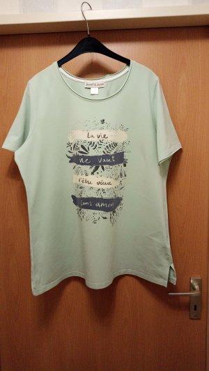 Hübsches T-Shirt von Janet & Joyce Gr. 48
